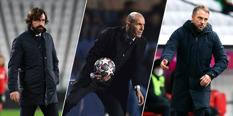 В топ-клубах грядут большие перемены. Летом новые тренеры могут появиться в «Юве», «Барсе», «Реале» и даже «Баварии»