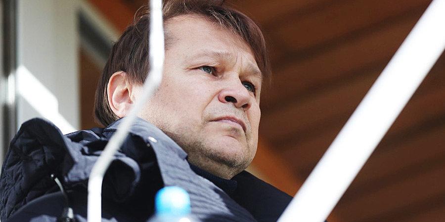 Мележиков — об уходе Попова и Фетисова: «Люди приняли решение сами»
