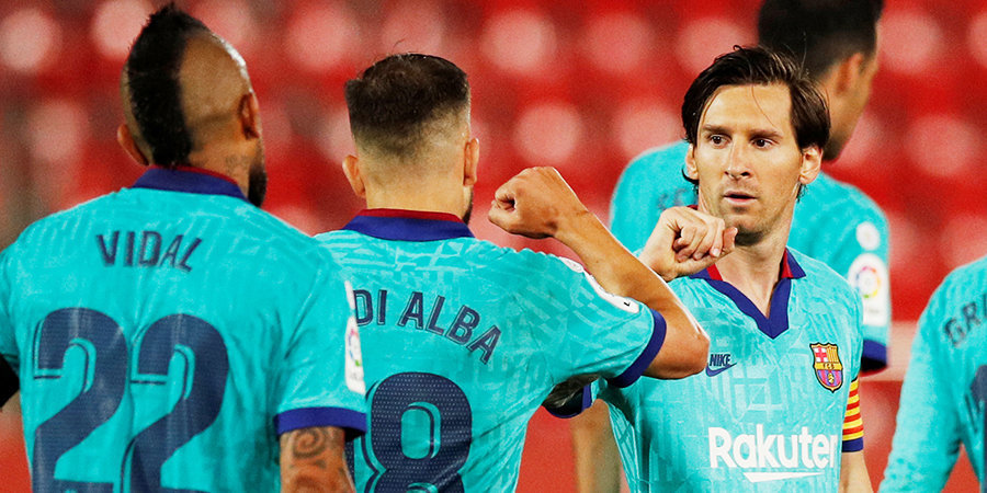 «Барселона» объявила список игроков, вызванных на матч с «Атлетико»