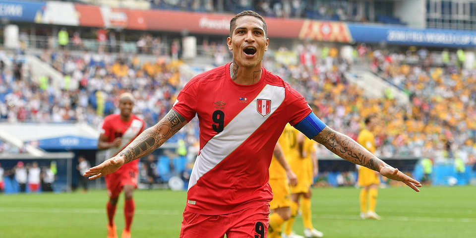 Австралия уступила Перу в Сочи. 0:2. Голы и лучшие моменты