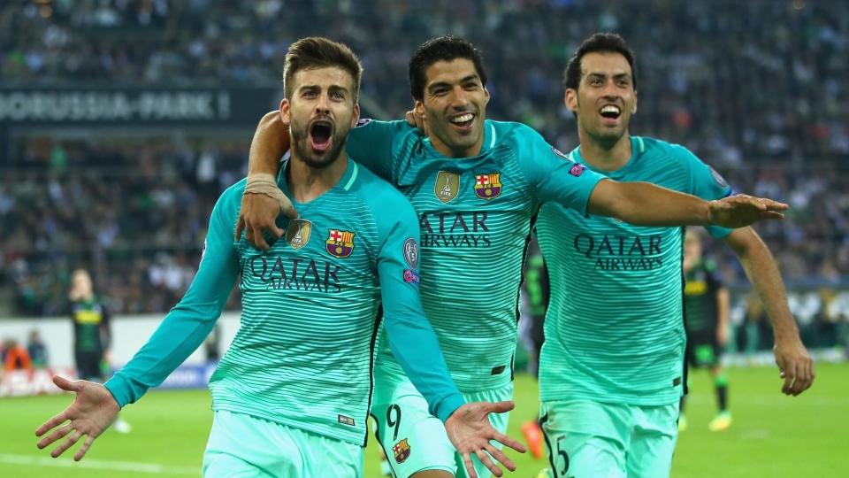 «Барселона» обыграла «Осасуну», Месси оформил дубль