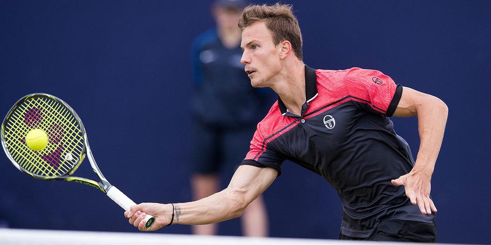 Рублев сыграет с Фучовичем в финале турнира ATP в Роттердаме