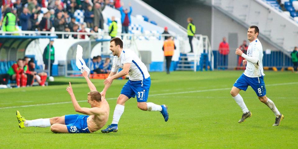 «Балтика» начнет матч со «Спартаком-2» в 19:54 в связи с юбилеем клуба