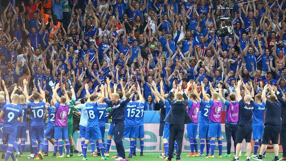Видарссон возглавил национальную сборную Исландии