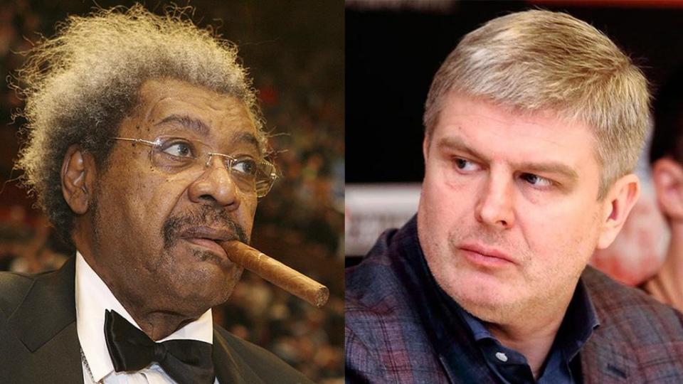 Кинг вознамерился засудить промоутера Поветкина