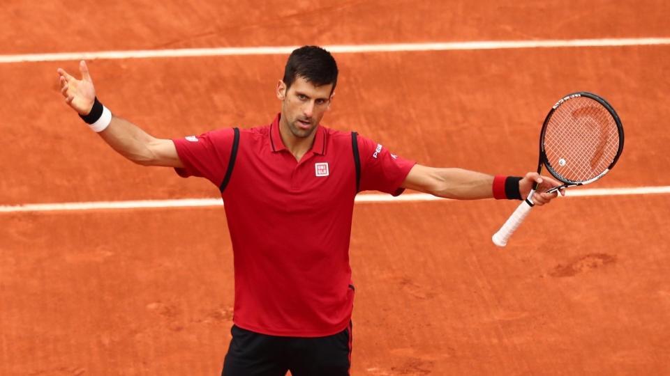 Джокович не пустил Медведева в финал турнира в Истбурне