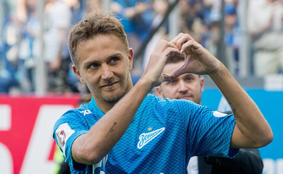 Экс-футболисты «Зенита» и «Рубина» попали в команду недели FIFA 19