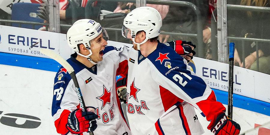 ЦСКА и СКА — лидеры Западной конференции по зарплатным бюджетам