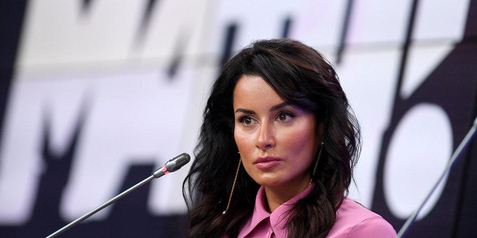 Тина Канделаки: «Мужчины, если вас дома не подпускают к телевизору, вы всегда можете зайти на Matchtv.ru»