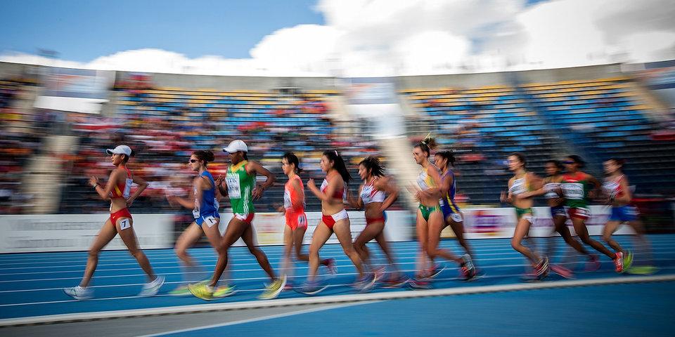 Еще одна российская легкоатлетка получила разрешение от ИААФ