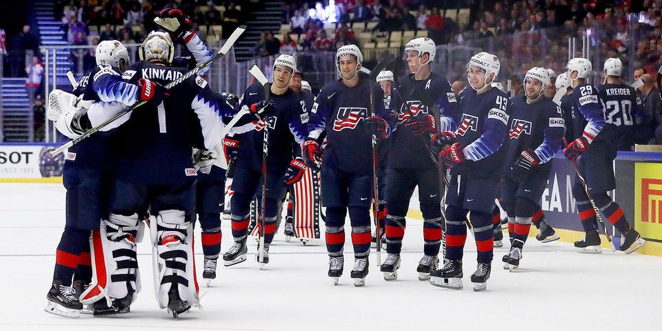 Дубль Кейна помог США победить Чехию и выйти в полуфинал
