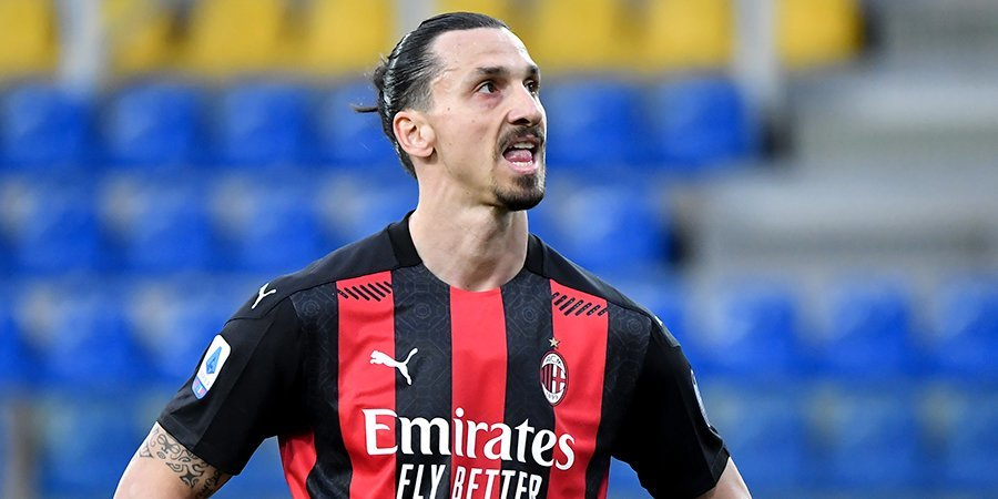 Ибра продлил контракт с «Миланом» и тут же угодил в скандал. Связи с букмекерской компанией могут стоит ему карьеры