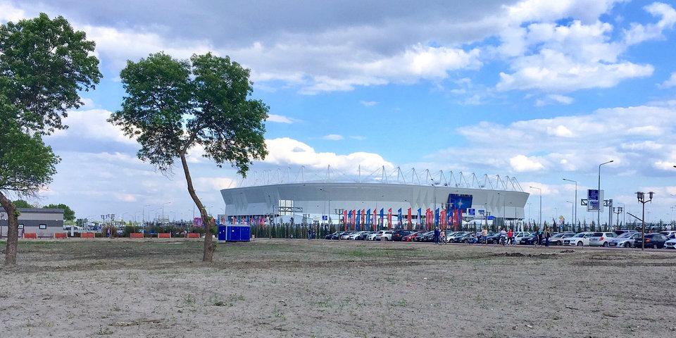 «Ростов-Арена» готова к ЧМ-2018 больше, чем город. Есть доказательства