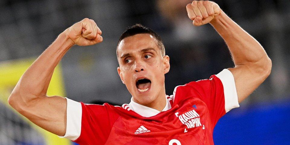 Сборная России заняла 5-е место в Евролиге, разгромив Швейцарию