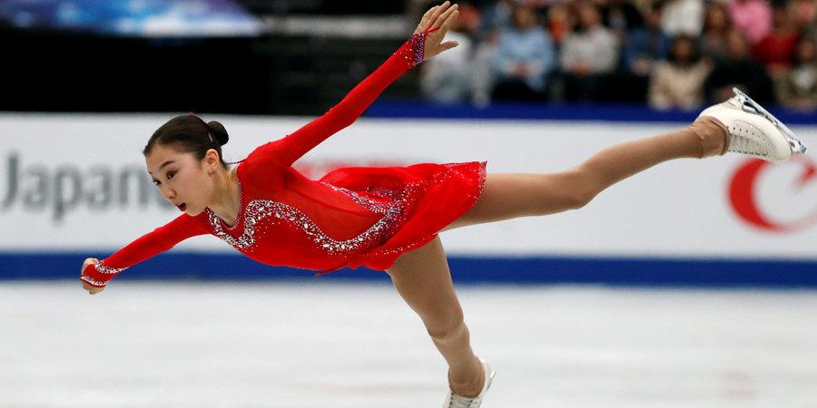 «Это культурный вид спорта». Турсынбаева рассказала об отношениях внутри коллектива учениц Тутберидзе