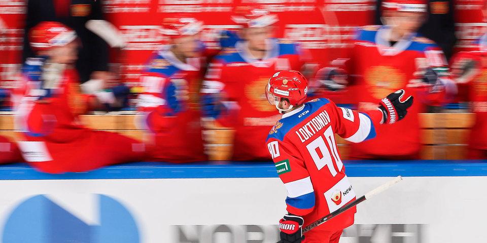 Россия разгромила команду пана Ржиги. Лучшие фото