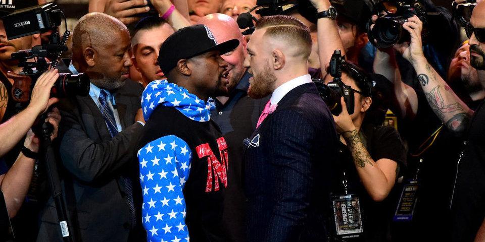 Майк Тайсон: «Все хотят знать, кто сильнее – боксер или боец ММА»