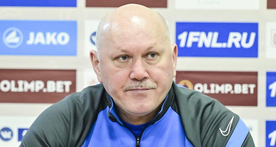 Алферов останется на посту главного тренера «Енисея»
