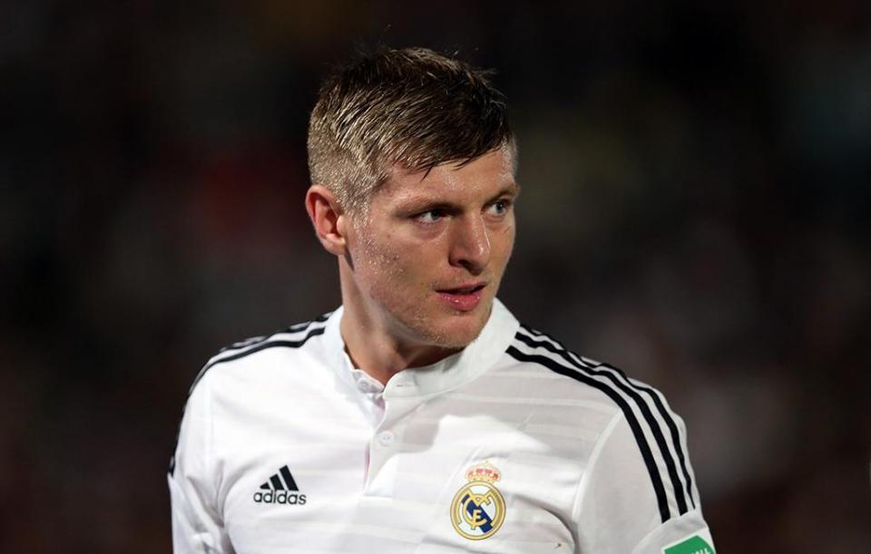 «Реал» потерял Кроса до конца года