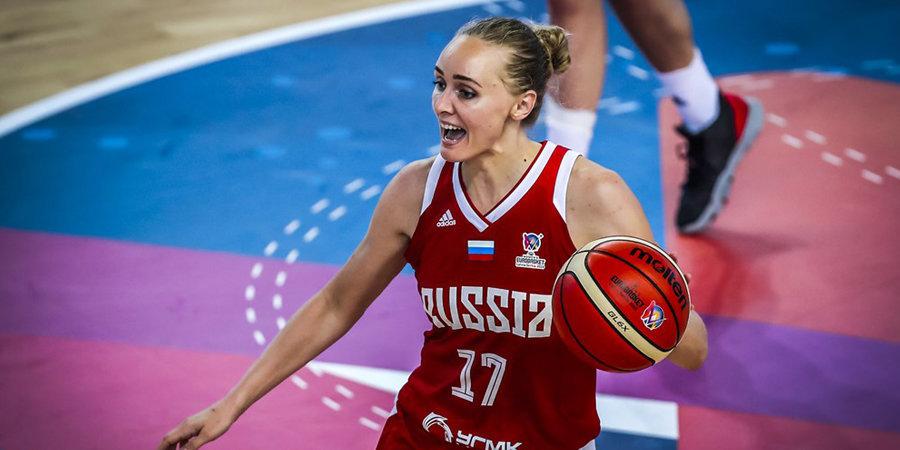 Россия уступила Австралии в борьбе за женский ЧМ-2022