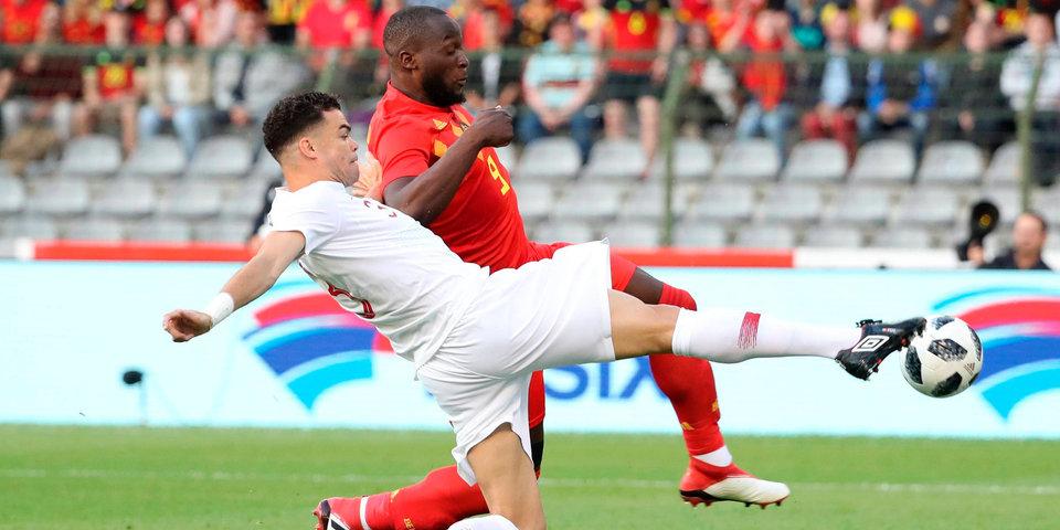 Португалия без Роналду дает бой бельгийцам: лучшие моменты