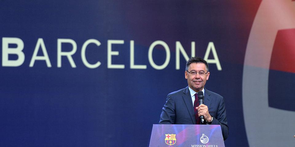 «Барселона» представила новичка с отступными в 100 миллионов евро