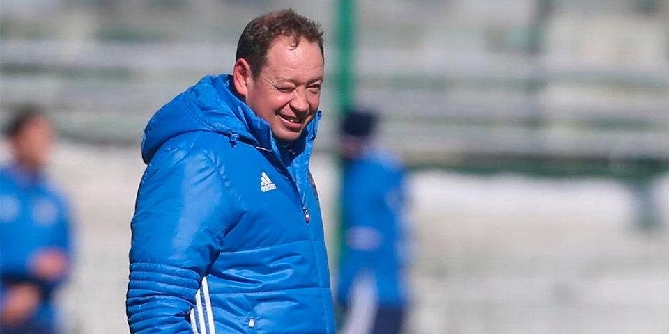 Слуцкий провел встречу с игроками «Халла»