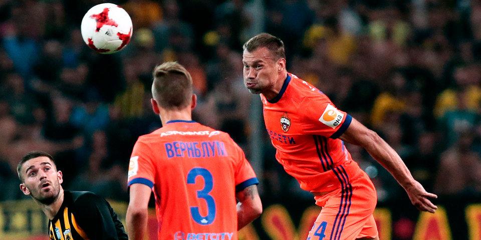Что нужно ЦСКА, чтобы в следующем раунде Лиги чемпионов быть «сеяным»