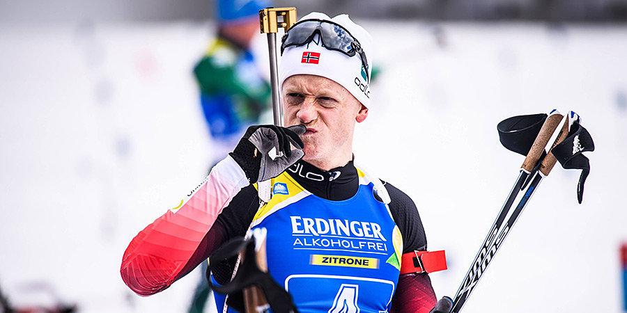 Норвежцам не было равных в спринте в Оберхофе, Латыпов — 11-й