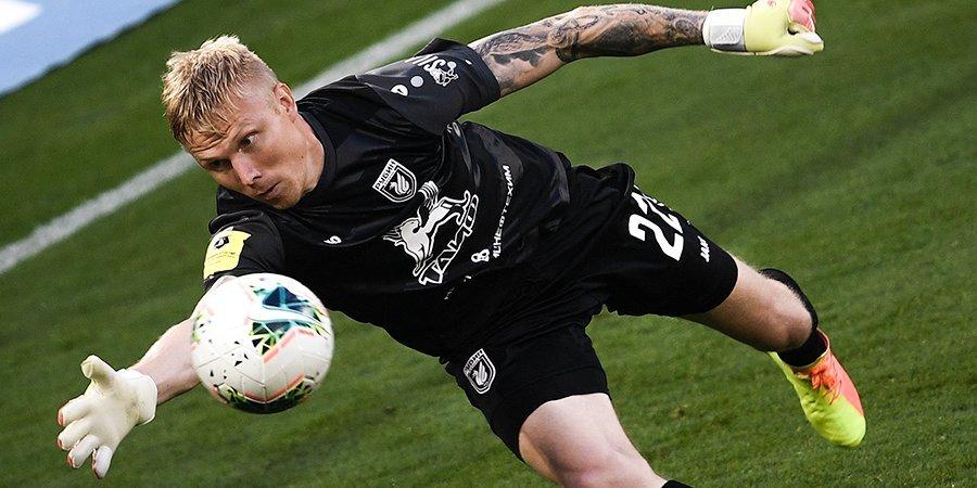 Юрий Дюпин: «Победа над «Зенитом» положительно повлияла на настрой перед игрой с «Арсеналом»