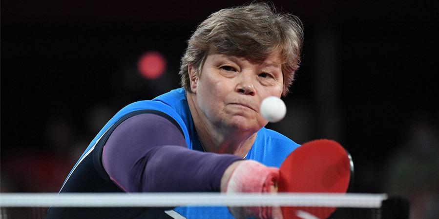 61-летняя россиянка Пушпашева завоевала бронзу Паралимпиады в Токио