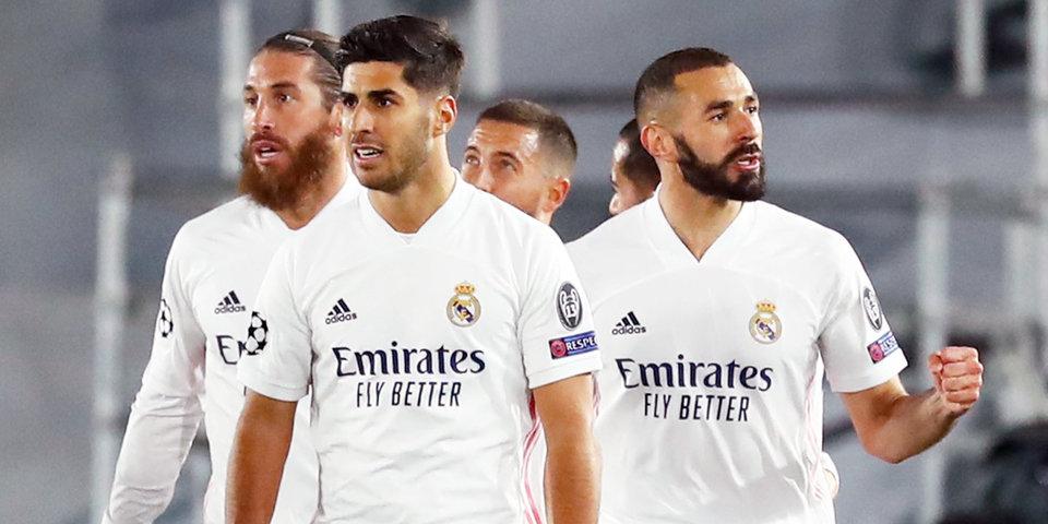 «Реал» обыграл «Севилью» благодаря автоголу Буну