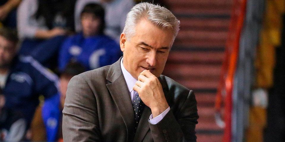 «Автодор» объявил об уходе главного тренера