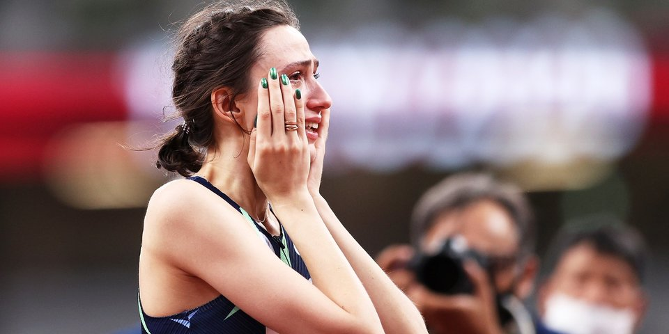 Ласицкене сообщила о проблемах с американской визой перед этапом «Бриллиантовой лиги»