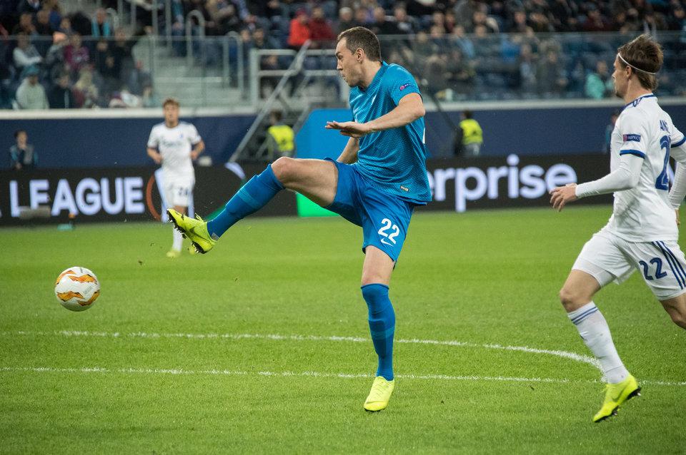 Сергей Веденеев: «Зениту» повезло в игре с «Копенгагеном». Матч должен был закончиться со счетом 0:0»