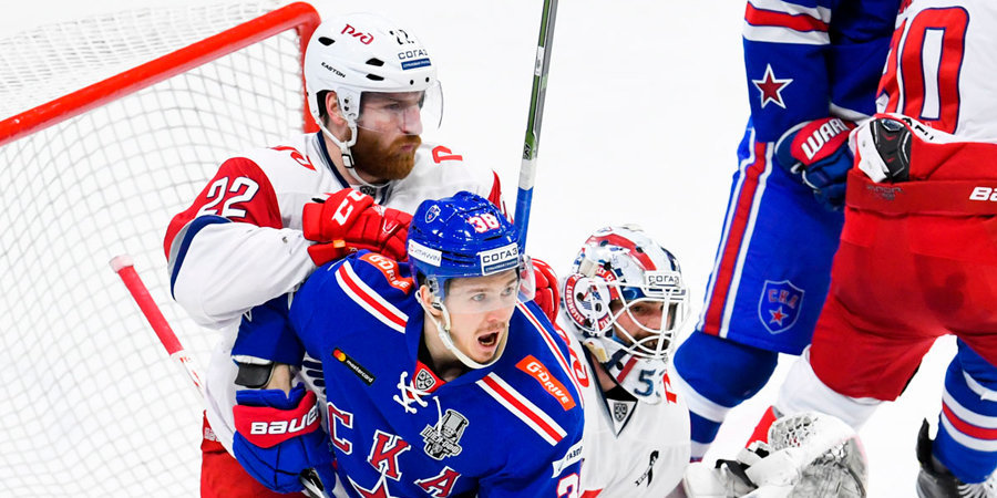 «Динамо» победило ЦСКА в овертайме, СКА разгромил «Локомотив». Как это было
