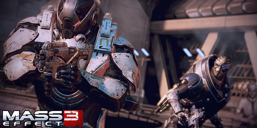 7 ноября — праздник фанатов Mass Effect. Как создавалась культовая трилогия космической RPG