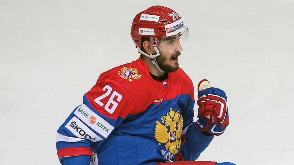 Александр Медведев: «Войнову разрешили играть в НХЛ»