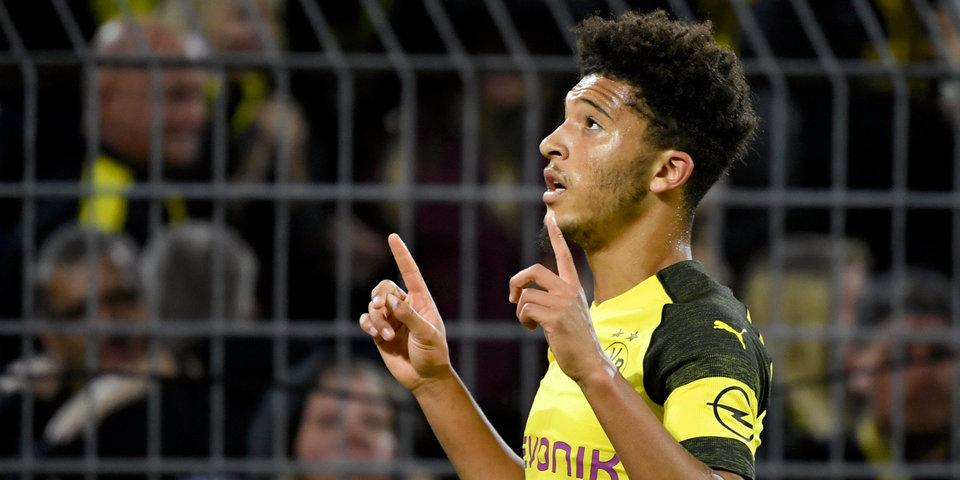 Дортмундская «Боруссия» оценивает своего 18-летнего игрока в 100 млн фунтов