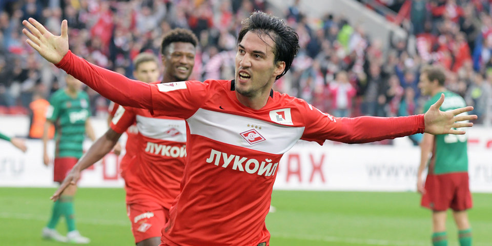 Ивелин Попов: «Занимаюсь футболом с 12 лет, но за три дня с Бердыевым узнал много новых вещей»