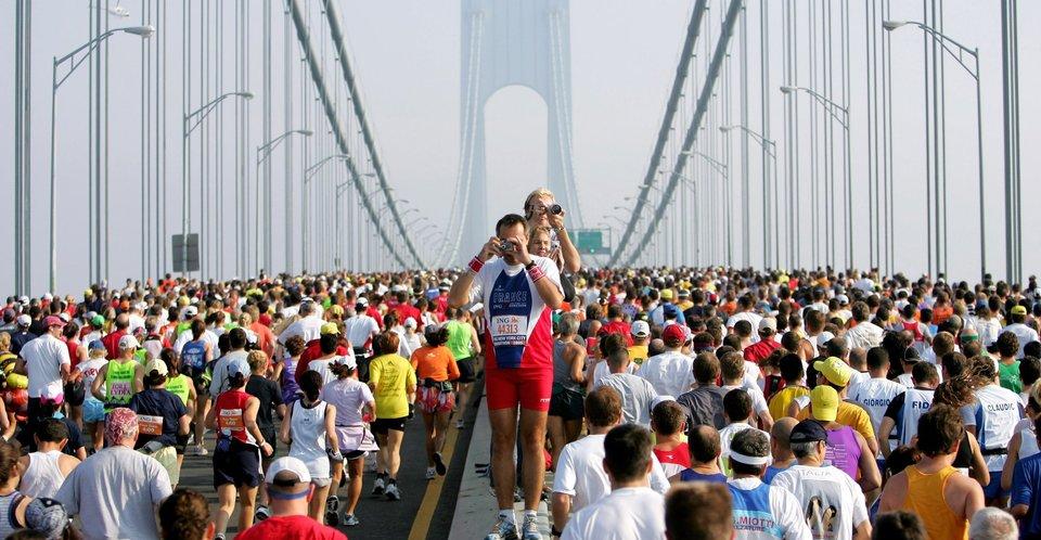 Способы всех обмануть на марафоне. Кто-то ими пользуется до сих пор