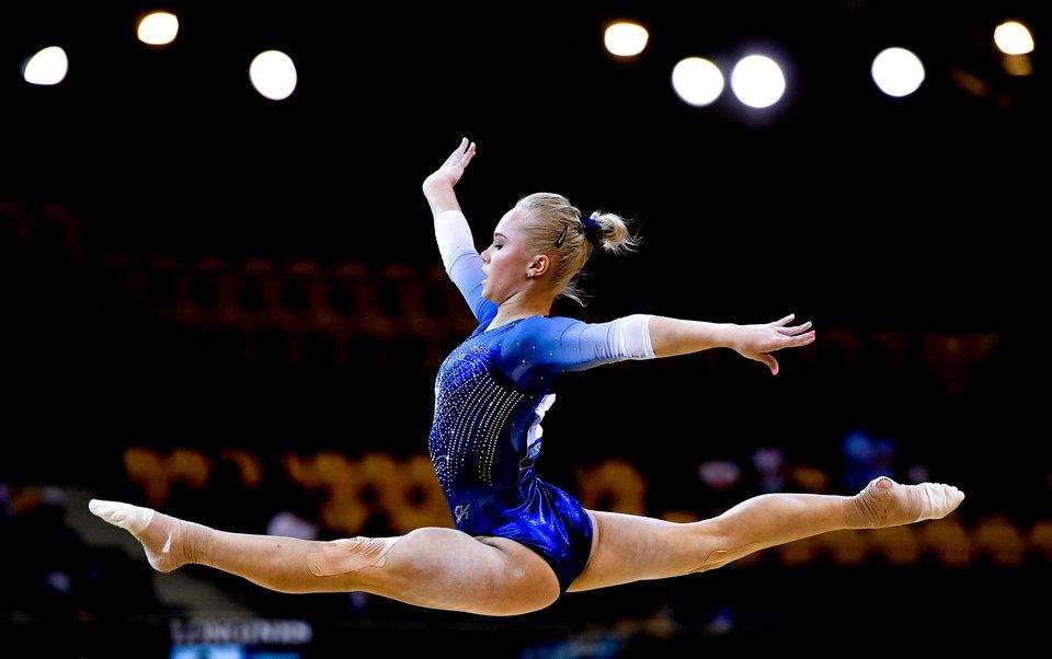 Ангелина Мельникова: «Верю, что мои победы еще впереди»