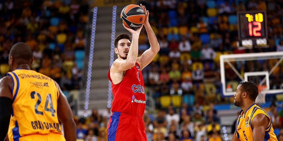 ЦСКА выяснил, зачем играть в баскетбол на Канарах. И поставил рекорд