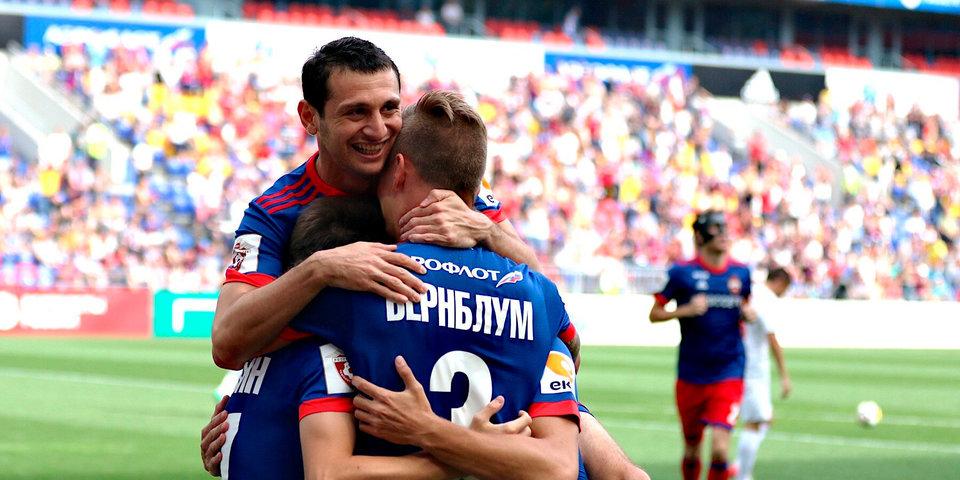 ЦСКА победил новичка премьер-лиги: голы и лучшие моменты