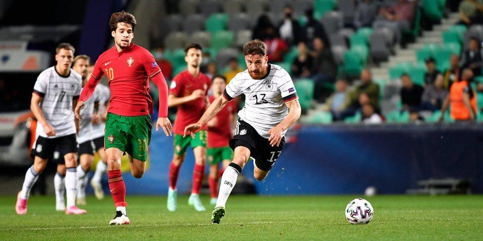 Германия стала победительницей молодежного чемпионата Европы