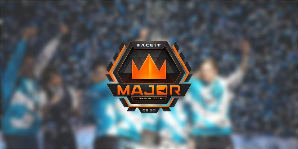 CS:GO: FACEIT проведёт второй major-турнир в этом году в Лондоне