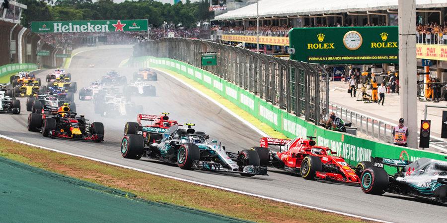 Совет ФИА утвердил поправки в регламентах «Формулы-1»