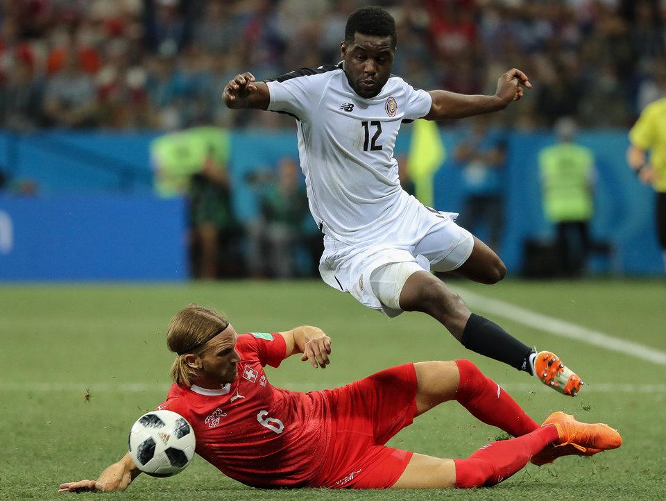 «Боруссия» подписала защитника сборной Швейцарии