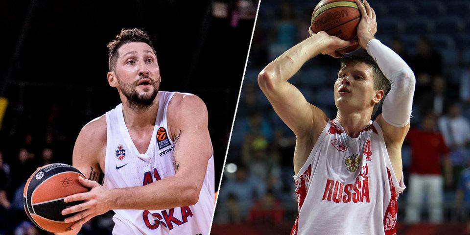 Сборная России и ЦСКА добились разгромных побед. Они набрали 211 очков