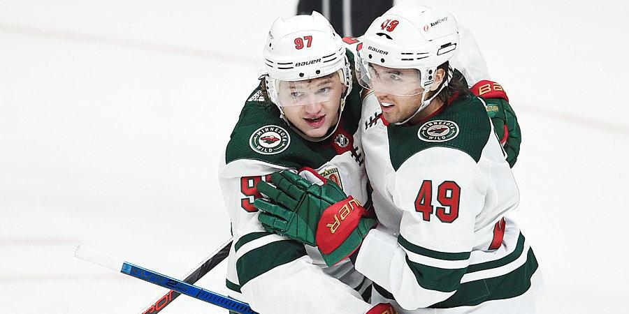 Кирилл Капризов — об успешном дебюте в НХЛ: «Это только стечение обстоятельств»